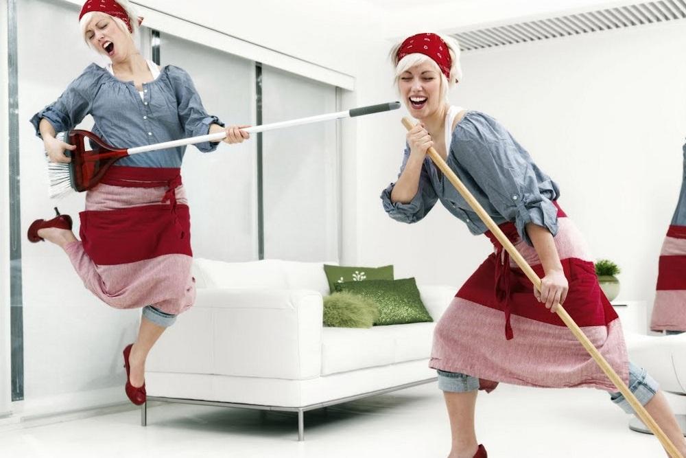 Картинки смешные уборщицы дома